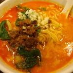 陳麻家 - 坦々麺(ハーフ)