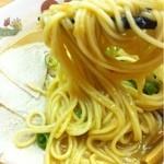 天下一品 - 絶品ラーメン(麺)_2013年9月