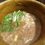 ベジポタつけ麺えん寺 - ベジポタつけ麺のつけ汁