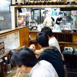 雷 - 店舗内部 2013.8.31