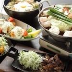 十五家 - 料理写真:お店自慢の料理を堪能できるコースが種類豊富に揃っています