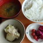 港区役所 レストランポート - 朝食:210円