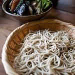 いち - 石臼挽き 蕎麦「いち」 蕎麦