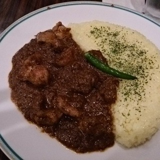 カレーの店 マボロシ - 料理写真:まぼろしのカレー