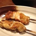 酒家鶏処 炭寅 - 鶏トロ