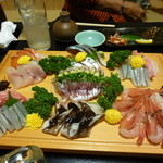 寿司好 - 刺身盛り