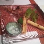 昌平 - 野菜焼き