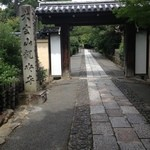 20985900 - 龍安寺の最初の門