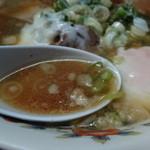 さいか亭 - スープ