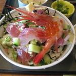 大鯛 - おすすめランチ(海鮮たたき丼)