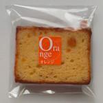 ラ・ティエンヌ - オレンジのパウンドケーキ