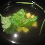 鮮魚旬菜 吉 - 吸い物