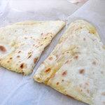 トパタコス - チーズ焼き