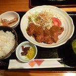 20994779 - 日替り定食(チキンカツ) 710円