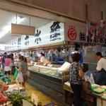 20995247 - 商店街の魚屋