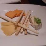 20996567 - チーズ盛り合わせ