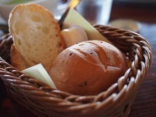 グラニット・カフェ - パン