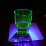 無垢 - ウランガラス