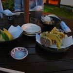 蕎麦と旬菜 ZEN - 揃った1品料理3点