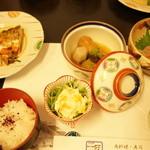 魚料理・寿司 二反田 - 昼のコース