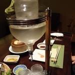 21002999 - 日本酒頂きました。