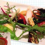 プリンチピオ - いろいろ野菜のバーニャカウダ