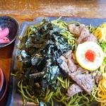 天望館 - 料理写真:名物瓦そば