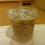 ビーアンドビーコーヒー - アイスカフェラテ:250円 (2013/9)