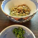 駿河 - 納豆