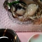 Tsurugi - 酢牡蠣1000円