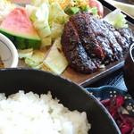 レストラン141 - 味噌かつ定食