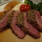 21009192 - シャラン産鴨胸肉のオーブン焼き