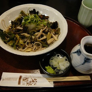 栄茶屋 - 料理写真:冷山菜おろし