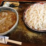 神明庵 甚五郎 - 肉汁うどん