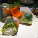 ベトナム料理専門店 サイゴン キムタン - 生春巻き