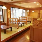 レストラン太郎 - 店内