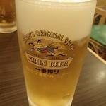 サイゼリヤ - 生ビール