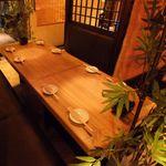 かまどか - テーブル 6名様×1 ※系列店写真