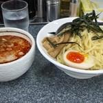 21018566 - ピリ辛つけ麺(800円)