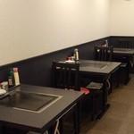 マンだ - 【アットホーム】お子様向けのメニュー有り☆家族連れでも安心の6人テーブル有り☆落ち着いた雰囲気の店内で、お召し上がりください。