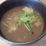 麺屋空間 - つけ麺