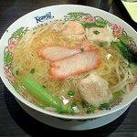タイ国惣菜料理 ゲウチャイ - タイラーメン