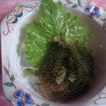 楽膳 - 海ブドウ