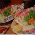 2102799 - 野菜とお肉の盛り合わせ(2~3人前)