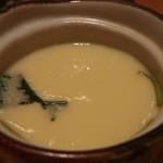 肴 - ランチ\1000(茶碗蒸し)