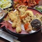 天ぷら ひさご - 秋の味覚定食 9月5日より
