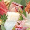 海鮮アトム  - 料理写真:豪華!刺身盛り