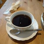 21024205 - コーヒーも美味しくなったように感じます。