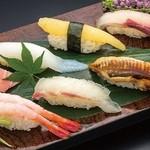 海鮮アトム - 海鮮八貫盛り