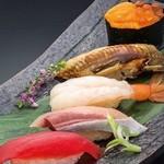 海鮮アトム - 海鮮五貫盛り